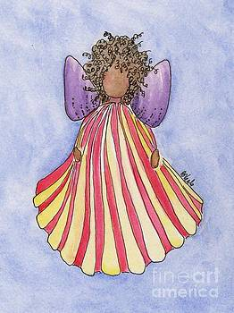 Sea Angel by Bev Veals