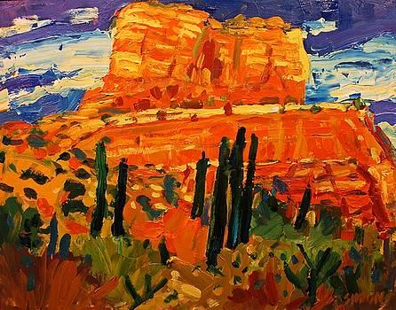 Sedona by Brian Simons