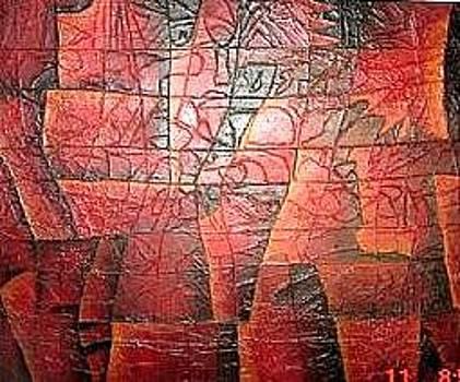 Sedona Sunset by Bernard Goodman