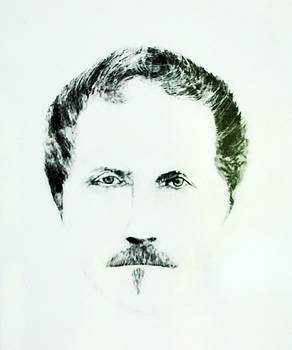 Tony Murray - Self Portrait