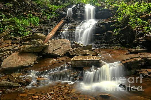 Adam Jewell - Shawnee Falls
