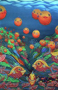 Sillyfish 2 by Barbara Stirrup