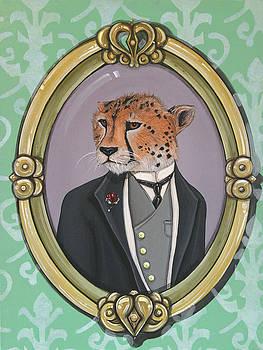 Sir Pettingwise III by Jude Labuszewski