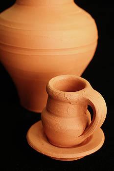 Gaspar Avila - Small pottery items