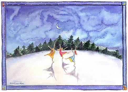 Snow Play by Cori Caputo