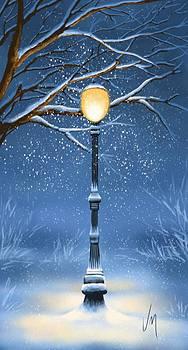 Snow by Veronica Minozzi
