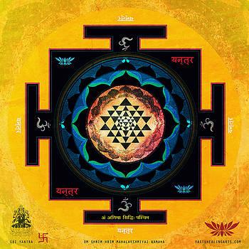 Mandala Magic by Sandra Petra Pintaric