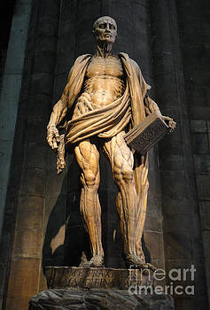 Gregory Dyer - St. Bartholomew in Milan Cathedral by Marco d