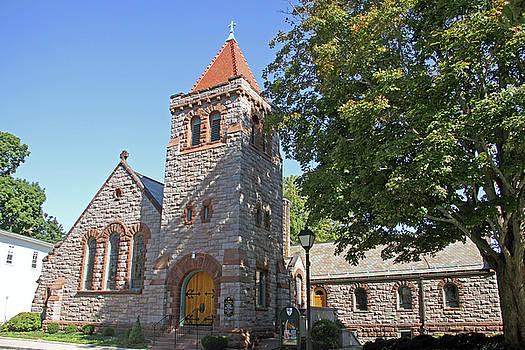 St. John's Episcopal Church by Gerald Mitchell