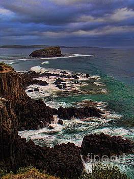 Stack Island by Trena Mara