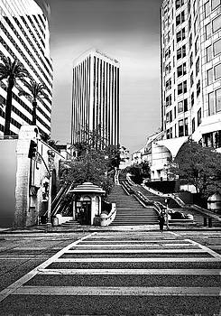 Stairway to Bunker Hill by Joseph Hollingsworth