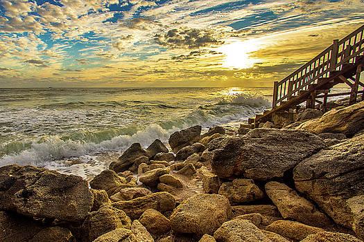 Stairway to Sunrise by DM Photography- Dan Mongosa