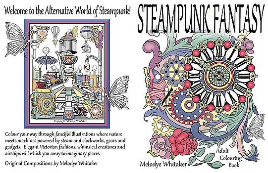 Steampunk Fantasy by Melodye Whitaker