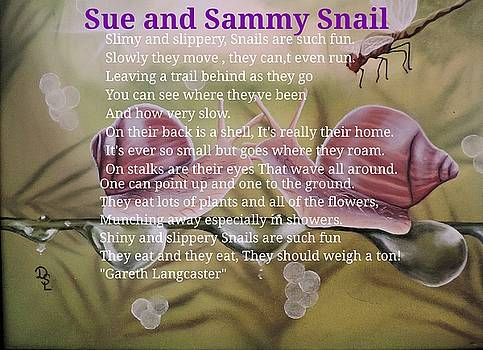 Sue and Sammy Snail by Dianna Lewis