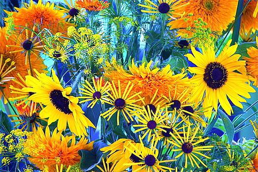 Byron Varvarigos - Summer Bouquet