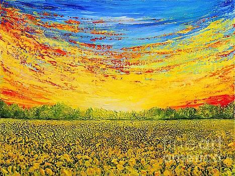Summer by Teresa Wegrzyn