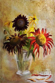 Elena Nosyreva - sunflowers
