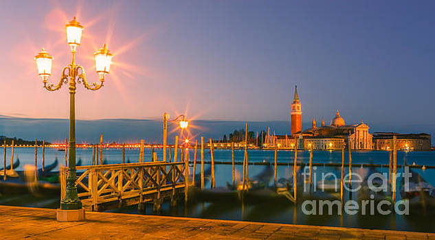 Sunrise in Venice by Henk Meijer Photography