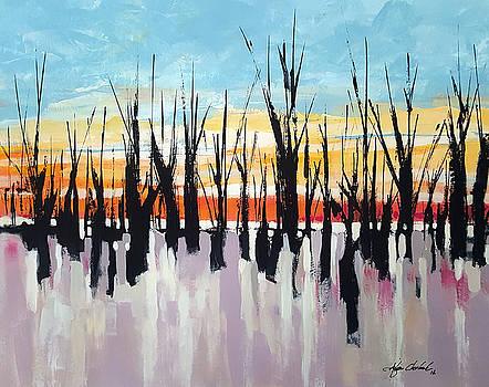 Sunset by John Chehak