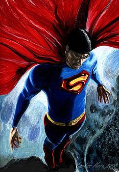 Superman Returns by Carliss Mora