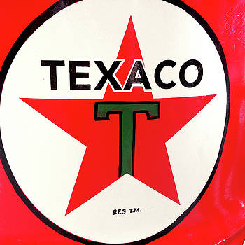 Texaco by Les Cunliffe