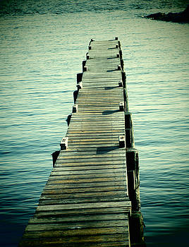 TONY GRIDER - Texas Gulf Coast Pier II
