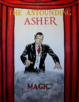 The Astounding Asher by Ralph LeCompte