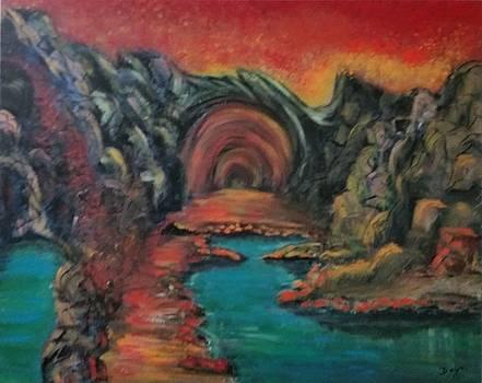The Cave by Deyanira Harris