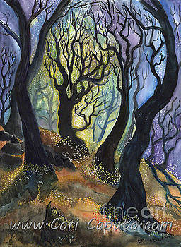 The Enchanted Forest by Cori Caputo