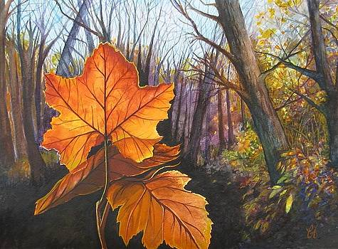 The Last of Autumn by Carrie Auwaerter