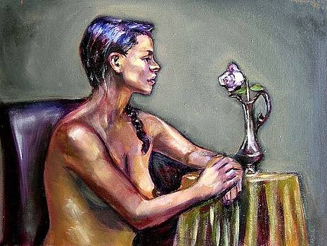 The Rose by Renuka Pillai