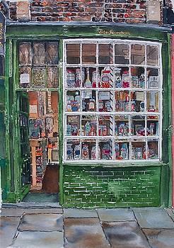 The Sweet Shop by Victoria Heryet