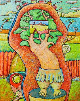 The Tree by Ronald Walker