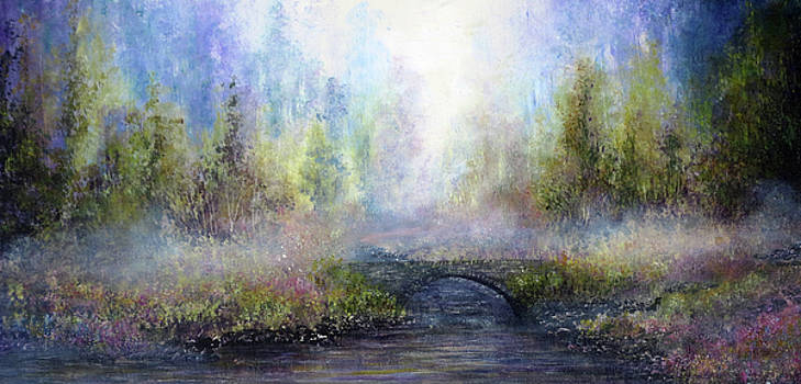 Through the Mist by Ann Marie Bone