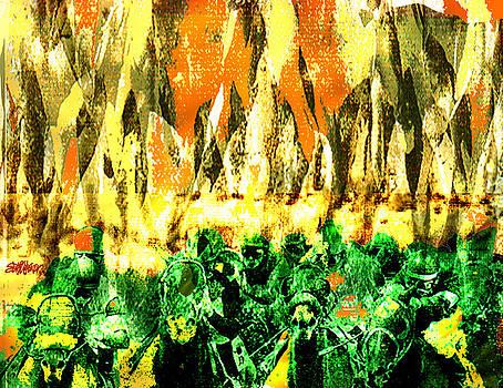 Thundering Hooves by Seth Weaver
