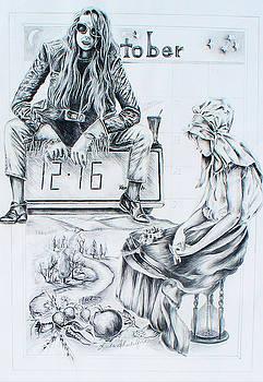 Time Between Women by Linda Shackelford