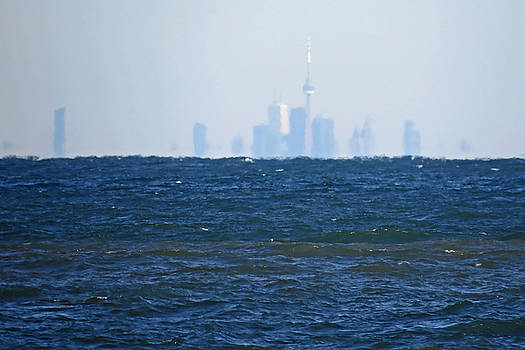 Toronto Skyline by Jim Nelson