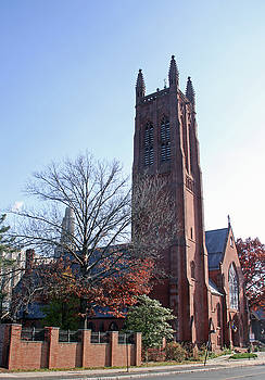 Trinity Episcopal Church by Gerald Mitchell