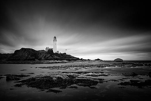 Turnberry Lighthouse by Ian Good