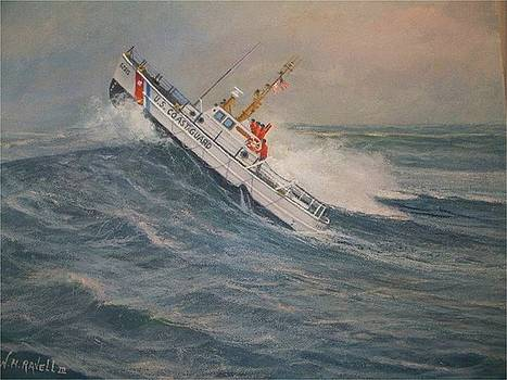 U. S. Coast Guard 52 by William H RaVell III