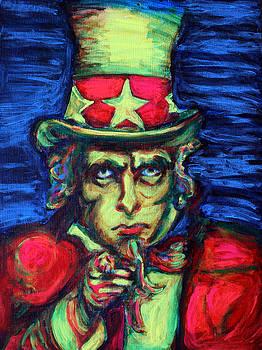 Uncle Sam by Hannah Curran