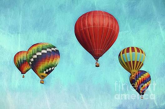 Up Up and Away 2 by Benanne Stiens