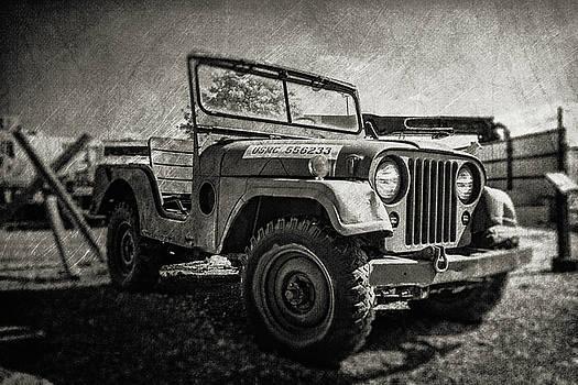 USMC Jeep by Emily Kay