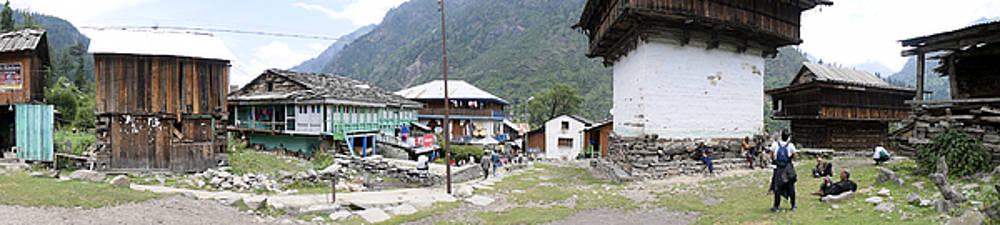 Villagescape by Sumit Mehndiratta