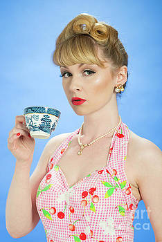 Vintage Pin Up by Amanda And Christopher Elwell