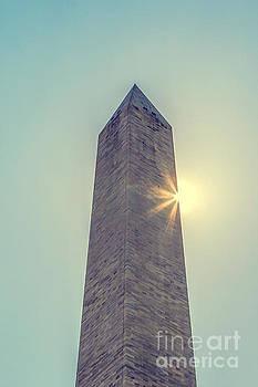 Patricia Hofmeester - Washington Monument