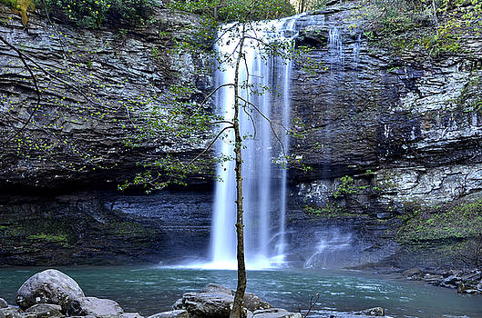 Waterfall by Charles Bacon Jr