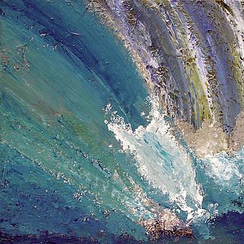 Waterfalls 2 by Karen Nicholson