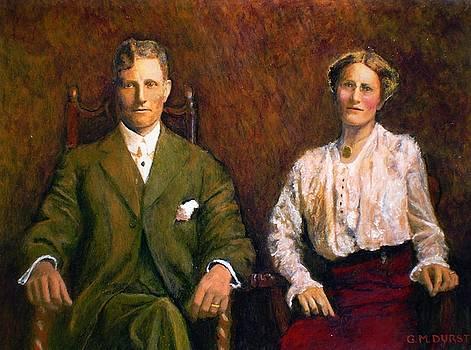 Michael Durst - Wedding Day 1915