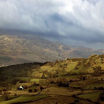 Angel  Tarantella - Welsh mountains